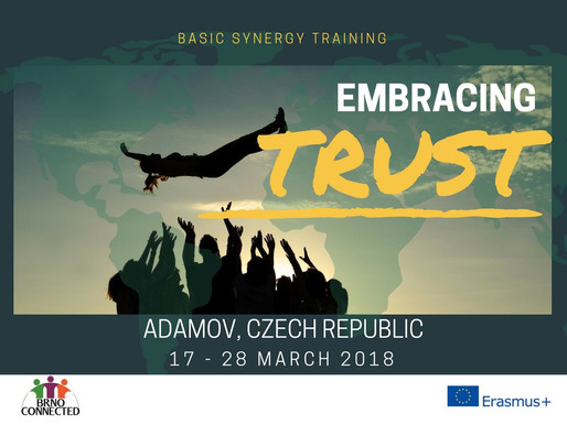 Basic Synergy Training in Czech Republic - Embracing Trust