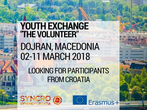 Youth Exchange│Dojran, Macedonia 🇲🇰│the Volunteer