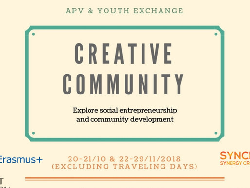 APV & Youth Exchange │ Ommen, The Netherlands │ Oost Indisch Groen