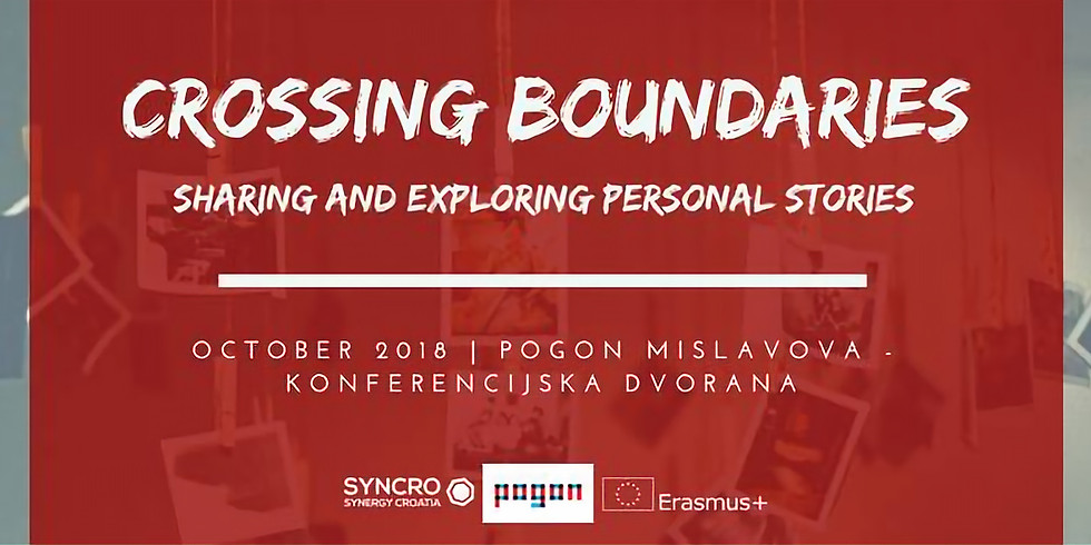 Crossing Boundaries - Sharing and exploring personal stories
