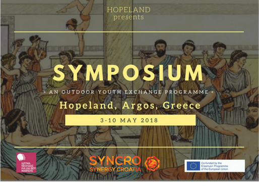 Youth Exchange | Hopeland, Argos, Greece | Symposium