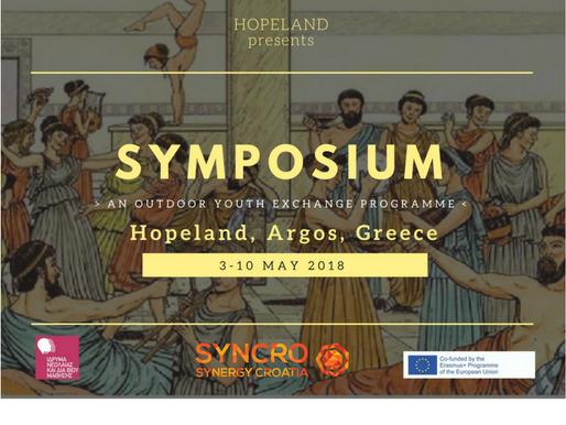 Youth Exchange | Hopeland, Argos, Greece | Symposium