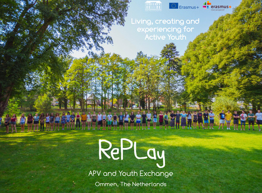 YOUTH EXCHANGE │ OMMEN, Netherlands 🇳🇱 │ RePlay