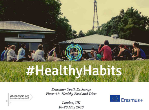 Youth Exchange | #HealthyHabits: Healthy Food & Diets