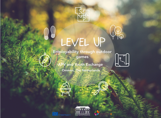 APV & Youth Exchange | Ommen, The Netherlands| Level Up