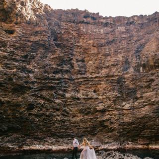 Kauai adventure elopement