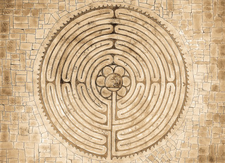 Praying with the Labyrinth