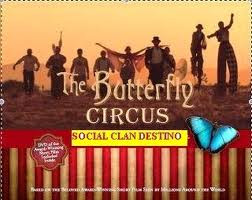 'The Butterfly Circus' - great video to watch