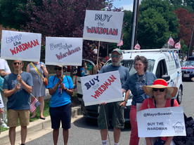 Buy the Wardman: Demonstration July 20 for Wardman Hotel Bankruptcy Auction