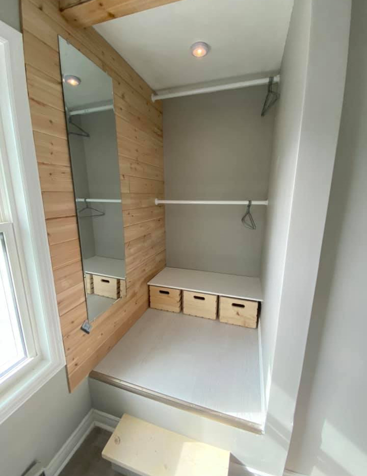 Closet build