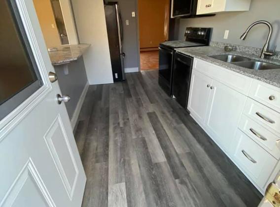 New floors!