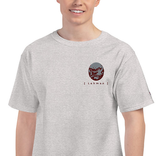 Men's Embroidered Champion T-Shirt