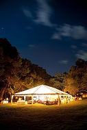 tenda di evento