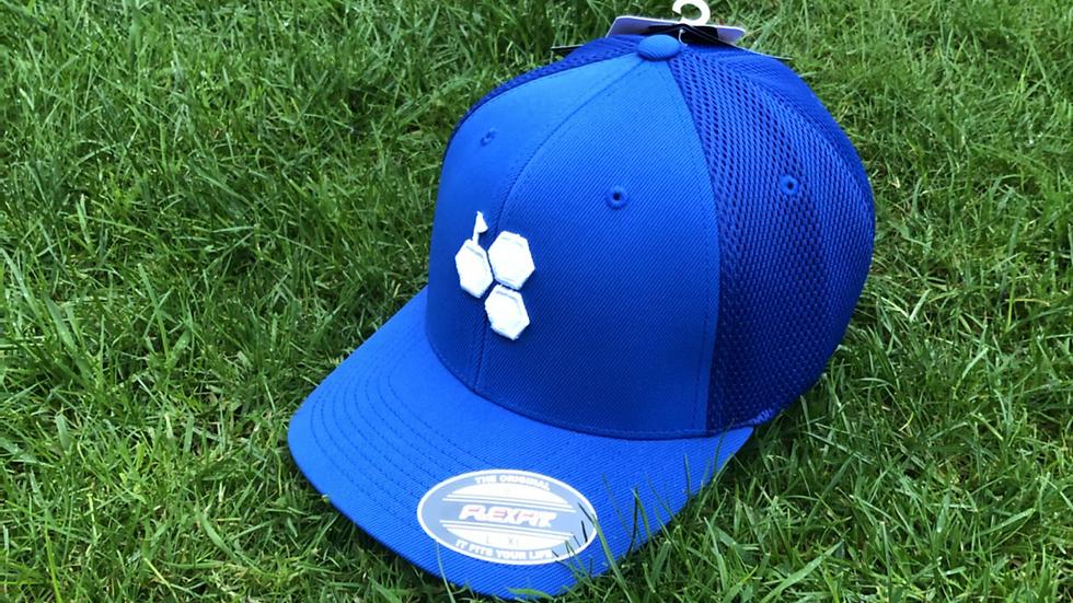 Flexfit Performance Rocks Cap - Royal Blue