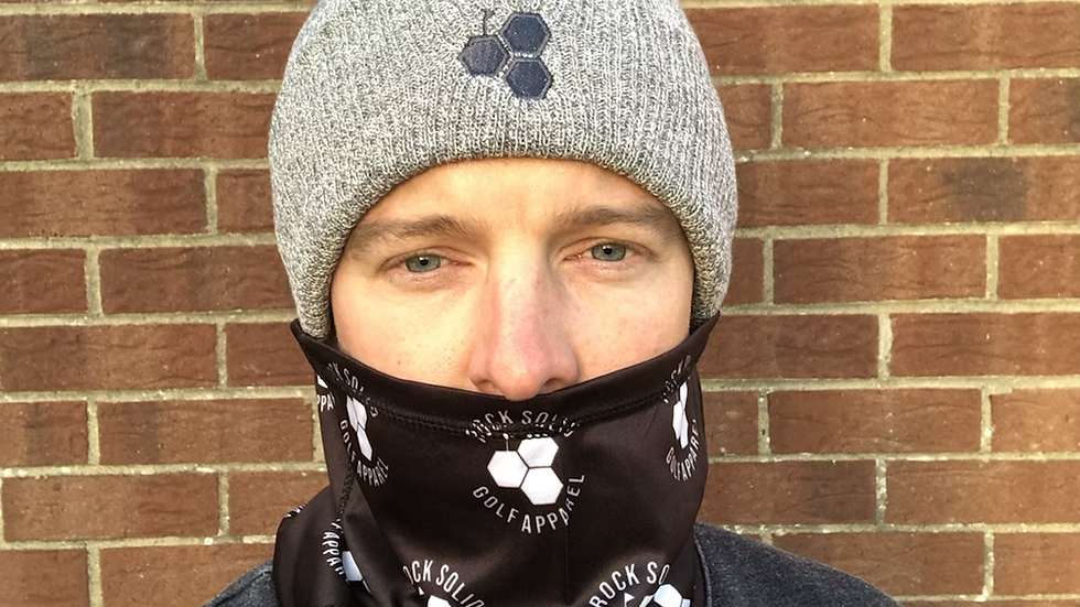 Birdie Snood - Black
