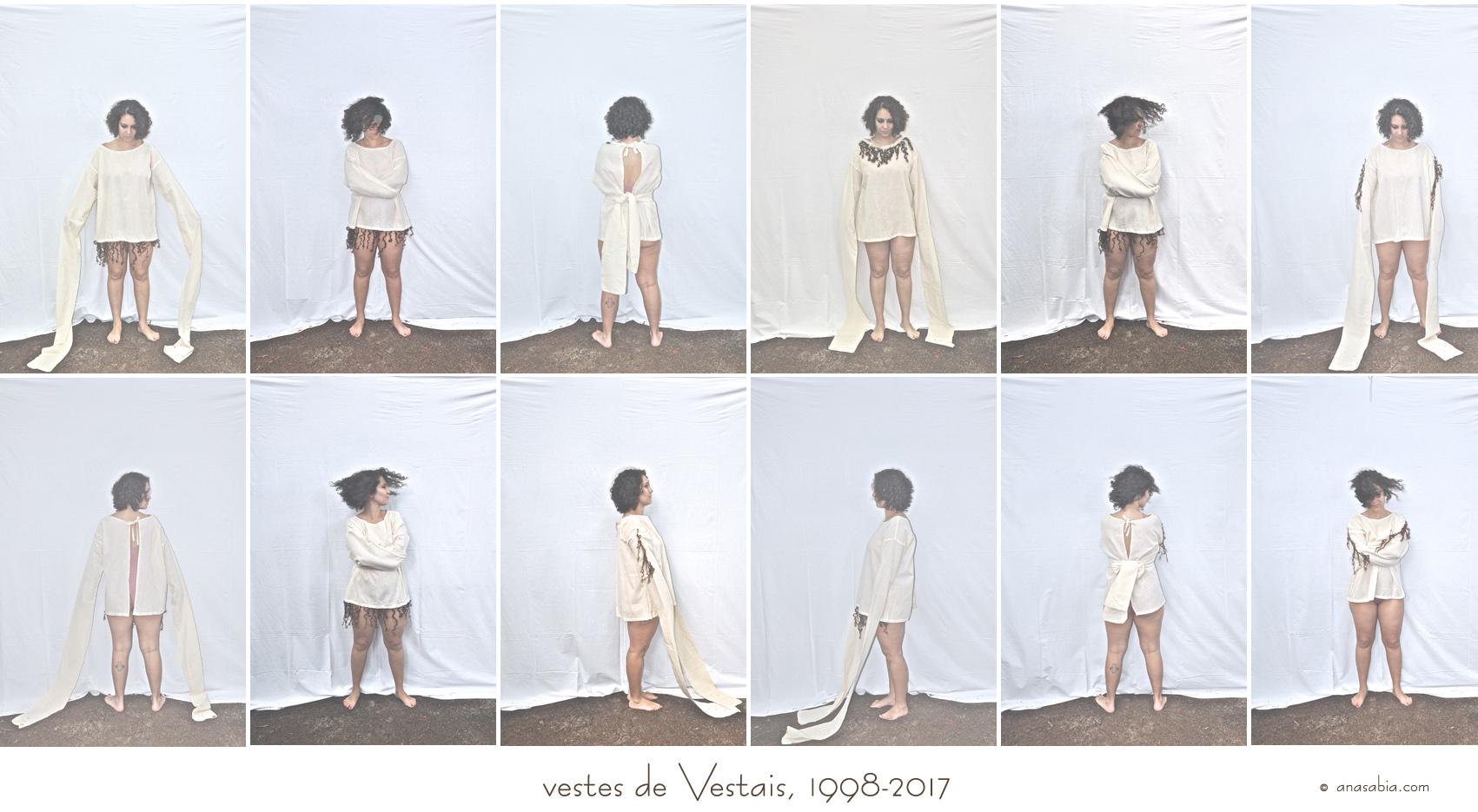 vestes de Vestais, 1998-2017