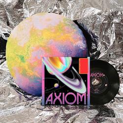 降幡愛「AXIOM」7インチレコード & クッション