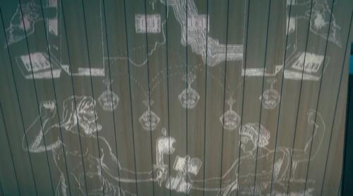 ゲスの極み乙女。「ラスカ」MV グラフィック