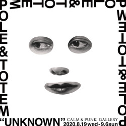 "POLE & TOTEM Exhibition ""UNKNOWN"""