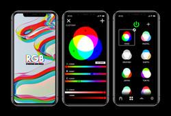 RGB_Light App