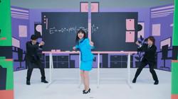 いきものがかり「GOLDEN GIRL」 MV グラフィック