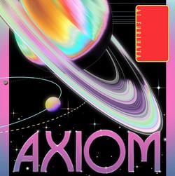 降幡愛「AXIOM」7インチレコード