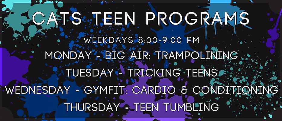 CATS Teen Program.png