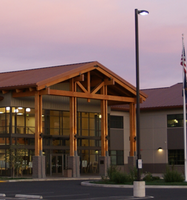 TILLAMOOK CITY HALL