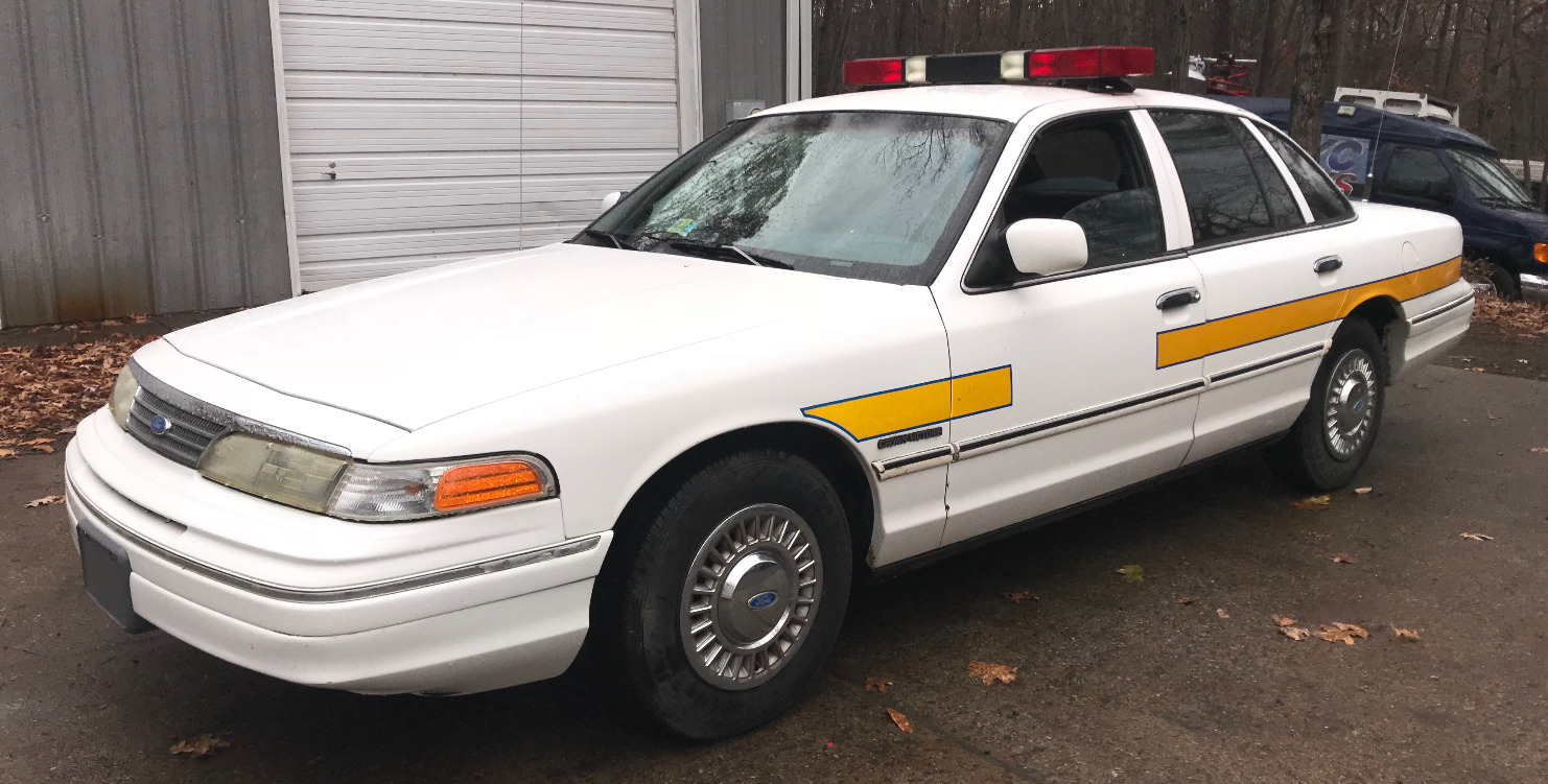 Lostsoul Period Police Cars 1969 Ford Crown Victoria 1993 1994