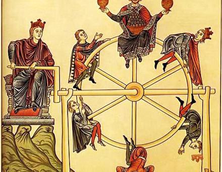 A Roda da Fortuna - Arcano X