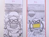 sketch 80's