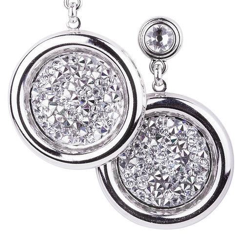 Glamorous Grande Swarovski® Earrings