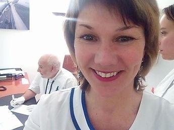 Claire-Lise Peter, praticienne A.I.H.P. certifiée.