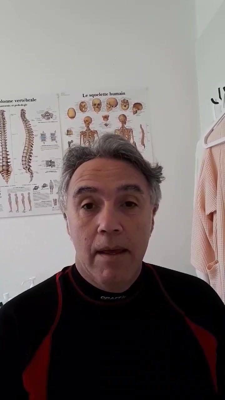 Hydrotomie percutanée du genou