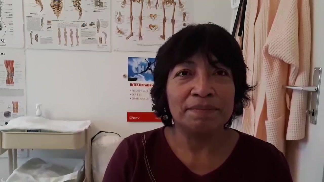 Témoignage de Corinne soignée pour une arthrose du g