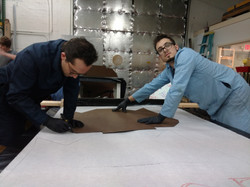 Cutting Carbon Fiber Layers