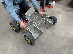 DecoShock Rolling Chassis