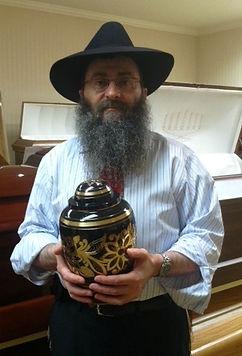 Rabbi Anshelle Perl