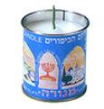 Yahrtzeit Memorial Candle