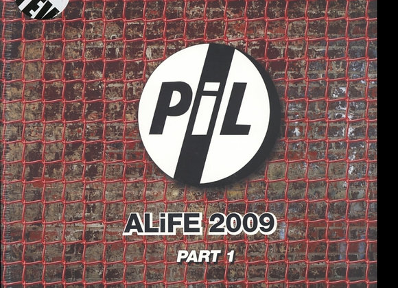 PUBLIC IMAGE LTD - alife2009