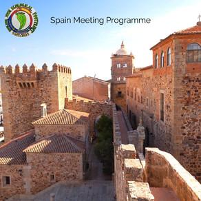 Spain Meeting Programme