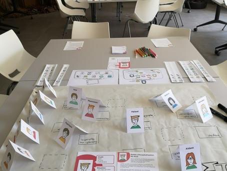 Innover en santé : Co créer une plateforme territoriale d'appui avec les utilisateurs