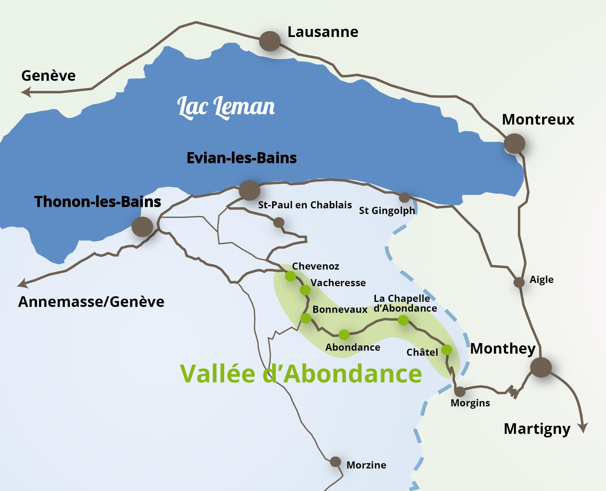 Vallée d'abondance