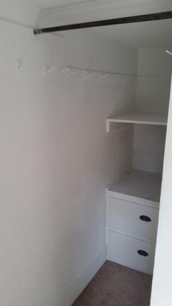 Second Bedroom Closet