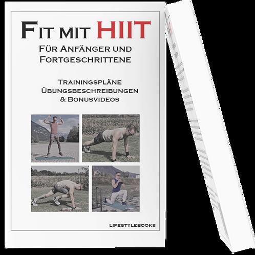 FIT MIT HIIT -Für Anfänger und Fortgeschrittene