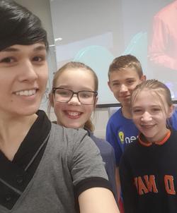 Kids' Science Workshop, Dec 8, 2017