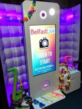 Giant Smartphone BelfastLive