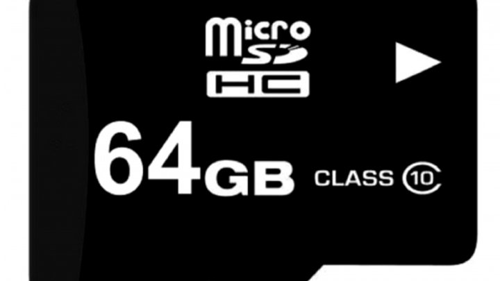 Carte SD 64Gb