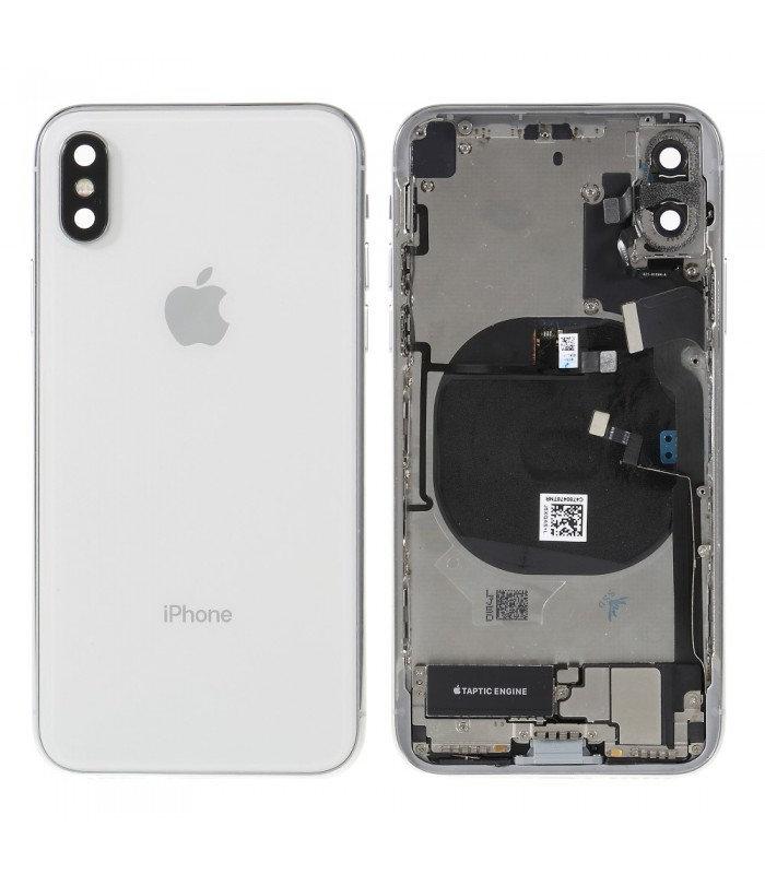 Réparation Plaque arrière IPhone  X
