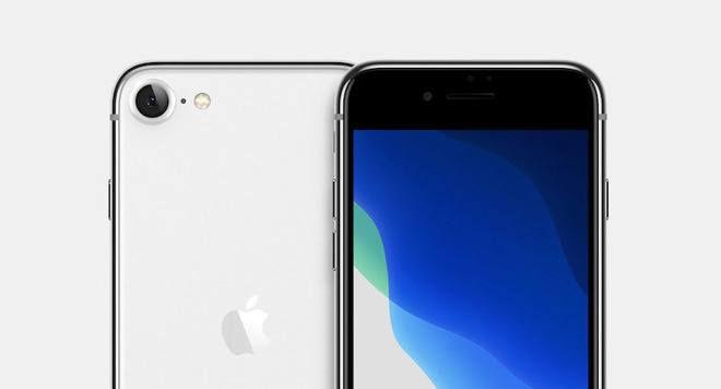 Réparation écran Iphone SE 2